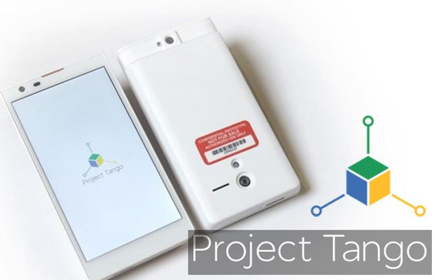 Project Tango Smart Phones likely to be launched this year