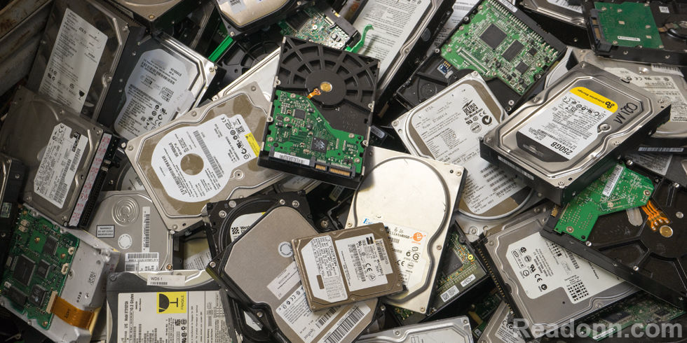 How to retrieve information from a failed hard drive