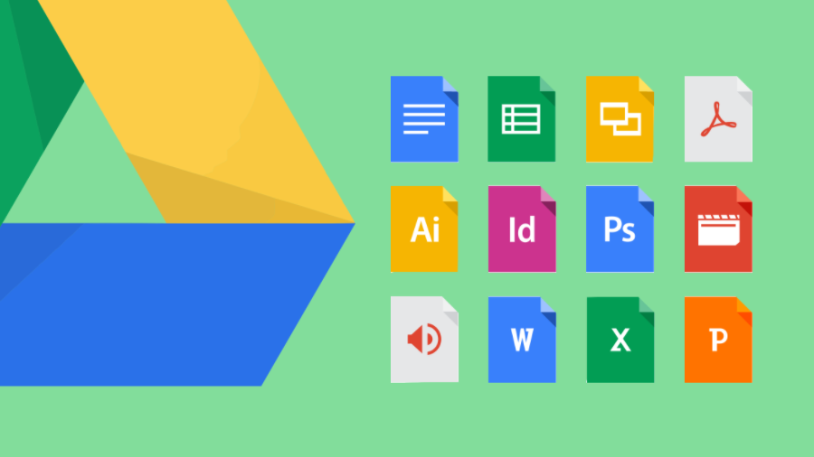 Google Drive will tell you who has access to your files